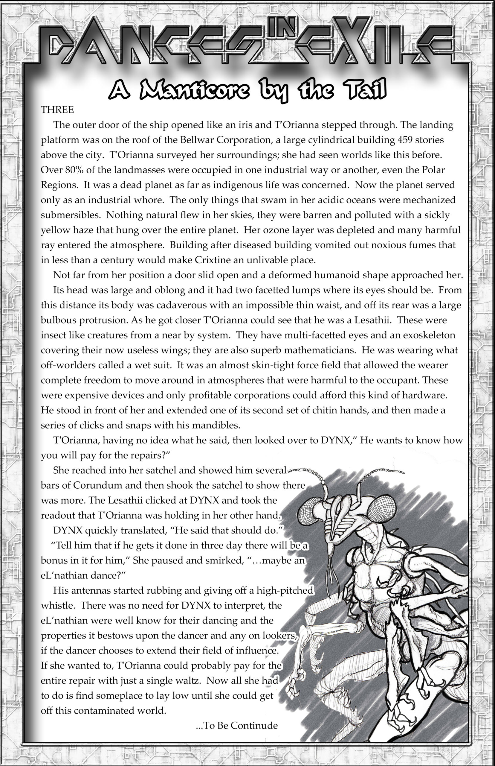 Interlude: A Manticore by the Tail-003